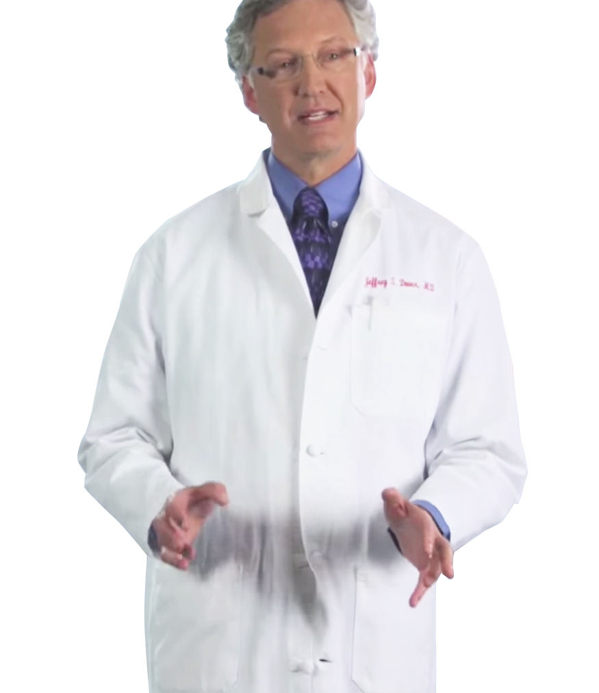 Doctor Explaining LumaRx